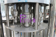 PLC Control Tea Filling machine Magnetic Capping For PET Bottle