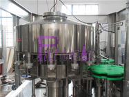 High Speed Beverage Juice Can Filling Machine , Automatic Can Sealing Equipment