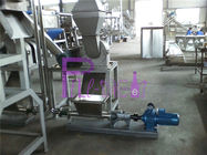 Industrial Juice Processing Equipment Fruit Crusher Machine With Rotating Knife