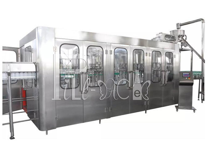 Apple Orange Pulp Pulpy Grain Granule Juice Bottling Machine / Equipment / Plant / Unit / System / Line