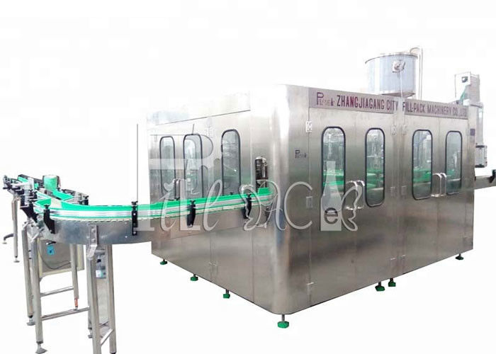 3L / 5L / 10L Mineral Water Plastic Bottle 2 In 1 Bottling Equipment / Plant / Machine / System / Line