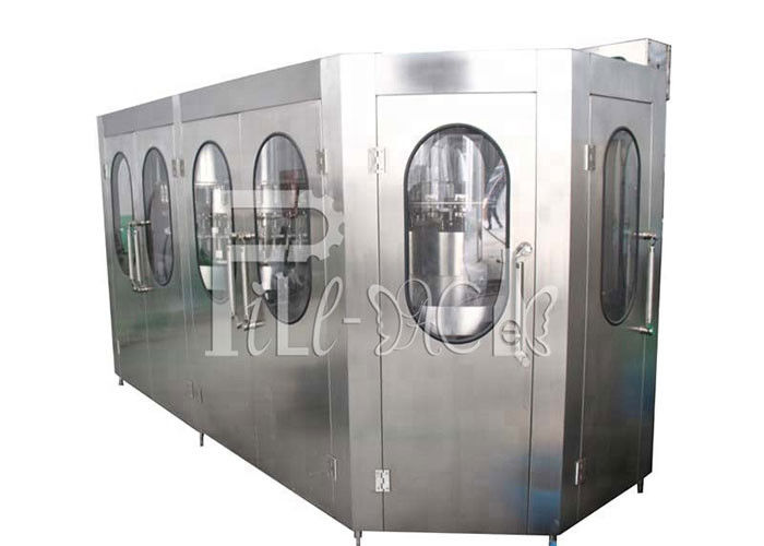 500ml / 1L / 2L PET Drinking Water 3 In 1 Monoblock Rinsing Filling Capping Equipment / Plant / Machine / System / Line